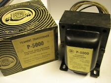 One Stancor P-5000 Filament transformer for 2A3, 45, 300B tube