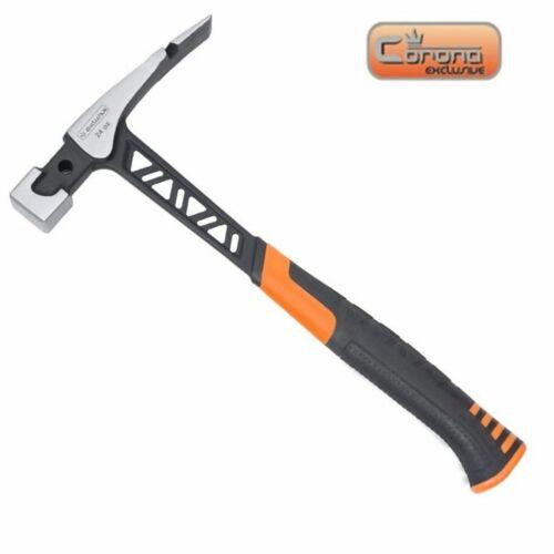 Latthammer Professionnel Maçon Marteau forgé extra 680 g hammer couvreur maçon