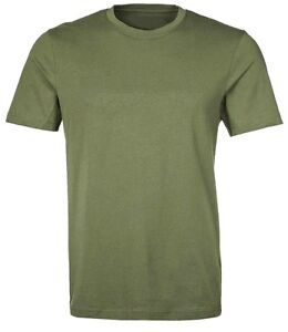 FORCES ARMY T-SHIRT mens military tees Gents sizes Olive green 100 ... 1ff9c5bf58c
