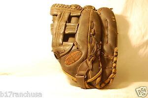 Vintage-Regent-Baseball-Glove-Super-Mag-Leather-Right-Handed-Thrower-Cowhide