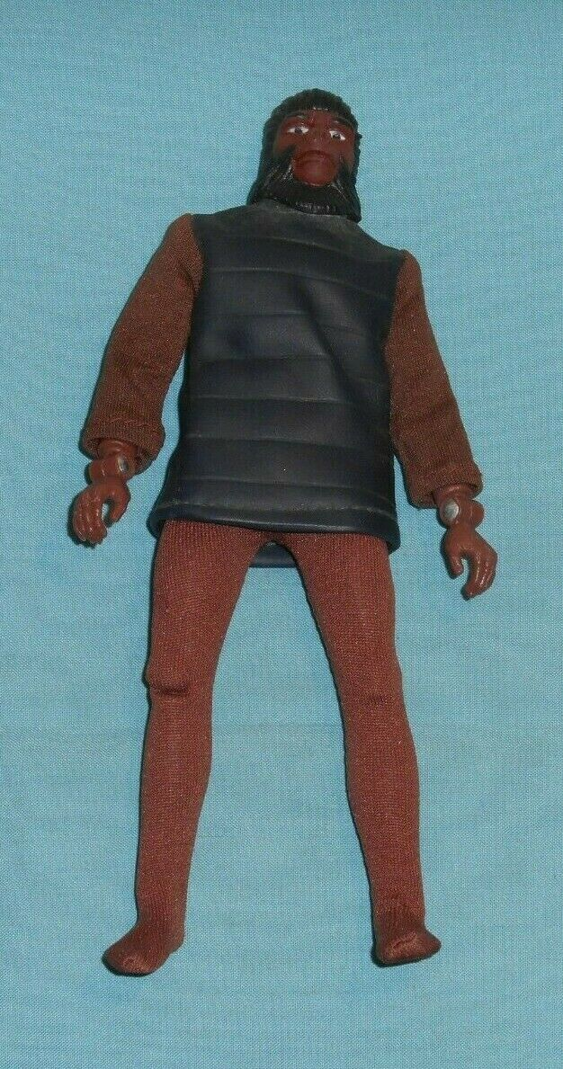 Vintage Mego Planet of the Apes pota SOLDIER APE missing missing missing boots and weapons c552a8