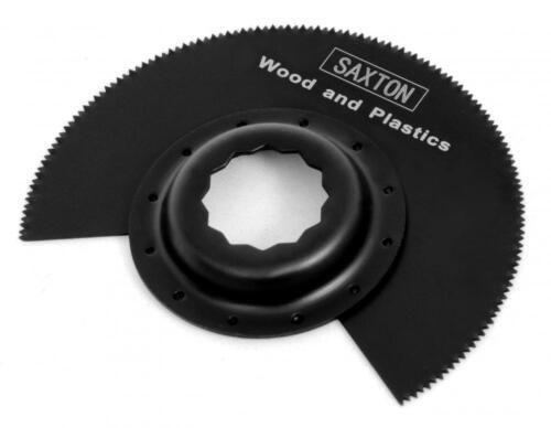 3x Saxton 88 mm segmenté Wood Blades Fits Fein Supercut /& FESTOOL Vecturo