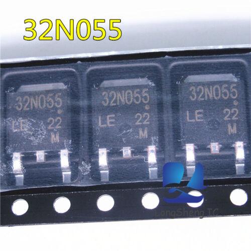 10PCS New original NP32N055ILE TO-252 N ditch 55V 32A MOS field effect tub NEW