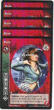 Rain x5 Toreador antitribu 3rd Ed
