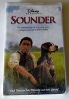 Nip Vhs Movie: Disney Presents Sounder