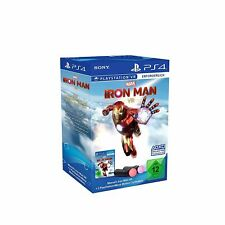 Artikelbild Move Motion-Controller (PS4) - Twin Pack Bundle inkl. Iron Man VR