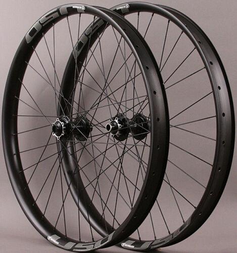 Weinman U50 650b 27.5 6bolt Wheels MTB Wheelset Thru Axle 15x110 12x148 Boost XD