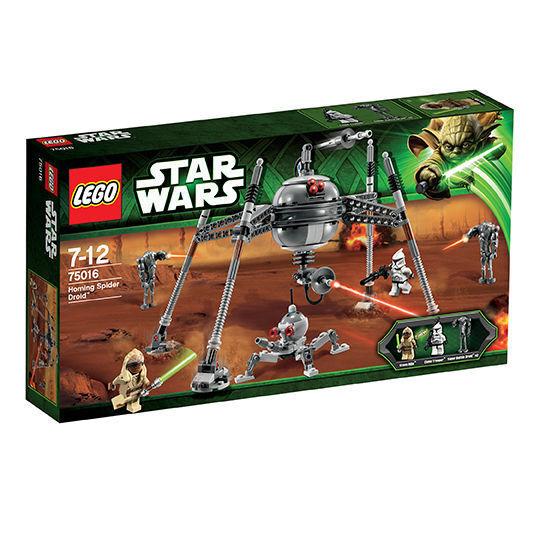 Lego ® 75016 Star Wars oportunista spider droid nuevo embalaje original New Sealed