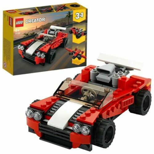 Sports Car Lego 31100 Creator