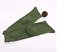 3 PAIRS Mens GREEN Socks Long Wellington Boot Wellie Liners Sock Sizes UK 7-12