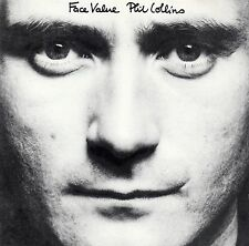 PHIL COLLINS : FACE VALUE / CD