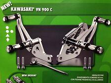 Forward Controls Aluminum S Kawasaki Vulcan Custom Classic 900 VN900  2006-2014