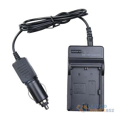 LP-E6 Battery Car Charger for Canon EOS 60D 7D 5D2 5DII 5D Mark II LC-E6E #F8s