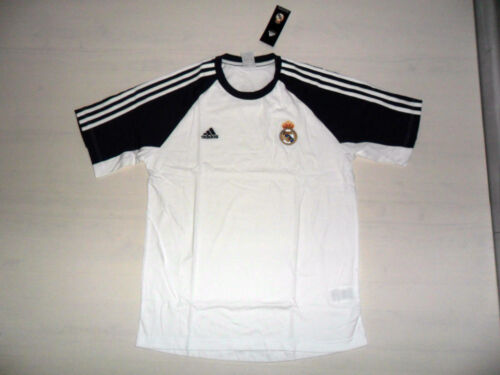 FW13 10454 SIZE L REAL MADRID SHIRT TSHIRT COTTON TEE JERSEY
