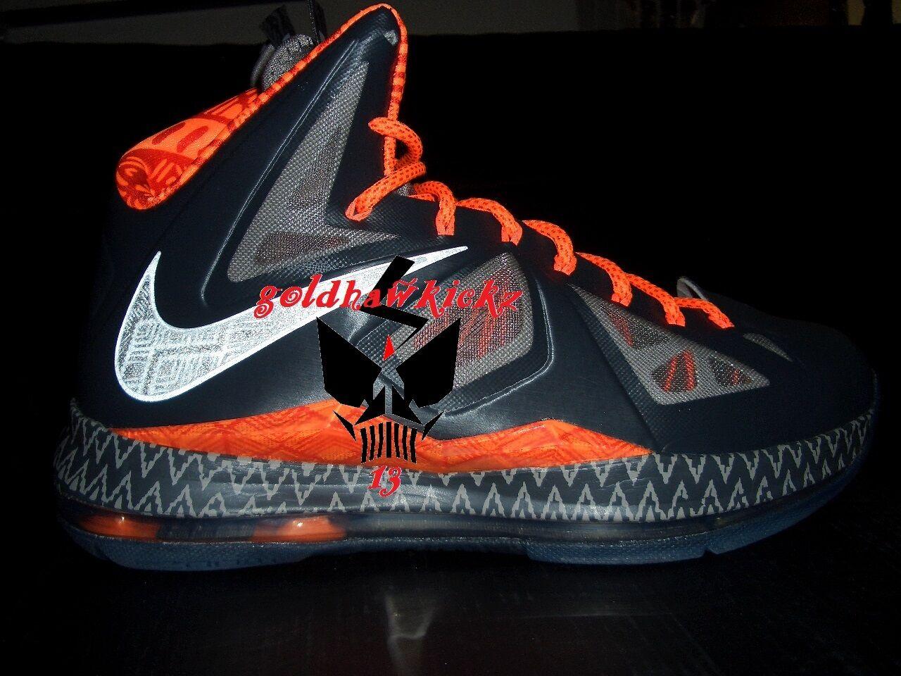 Nike LeBron x 10 BHM el mes de la Star historia negra Galaxy All Star la area 72 el modelo mas vendido de la marca 224e95