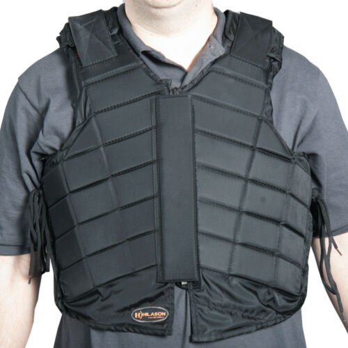 X Large Hilason Adult Safety Equestrian Eventing Protective Vest Horse U-6-XL