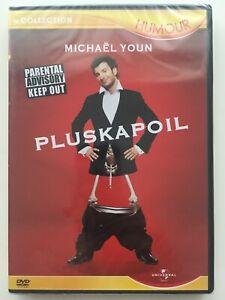 Michael-Youn-Pluskapoil-DVD-NEUF-SOUS-BLISTER