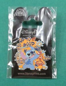 Disney-Trading-Pin-DLR-WDW-Stitch-Up-to-No-Good
