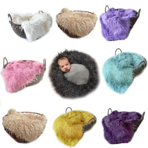 Fleece Milestone Blanket Soft Photography Blanket for Toddler Infant Baby N7