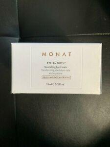 Monat Eye Smooth Nourishing Eye Cream Rejuvenating Hydrating 15