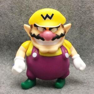 Super-Mario-Bros-Wario-5-034-Jaune-Action-Figure-Collection-Nintendo-Jouet-Poupee