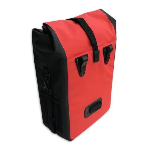 Gepäckträgertasche Einkaufstasche Gepäcktasche 16 L Shoppertasche Fahrradtasche