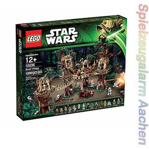 Das Bild Wird Geladen LEGO STAR WARS 10236 Ewok Village 16 MiFigs
