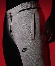 Nike Sportswear Tech Knit Libero Pant Trousers Grey Size M New 728667-043