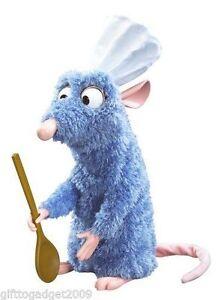 Ratatouille - Petit Chef Remy Env.   30cm de hauteur (version hispanophone ...
