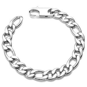 Armkette  Armkette aus Edelstahl Panzerarmband Armband Gliederarmband ...