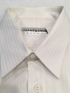de manga vestir Camisa de Barnes larga Xl de Jhane pRddBFx