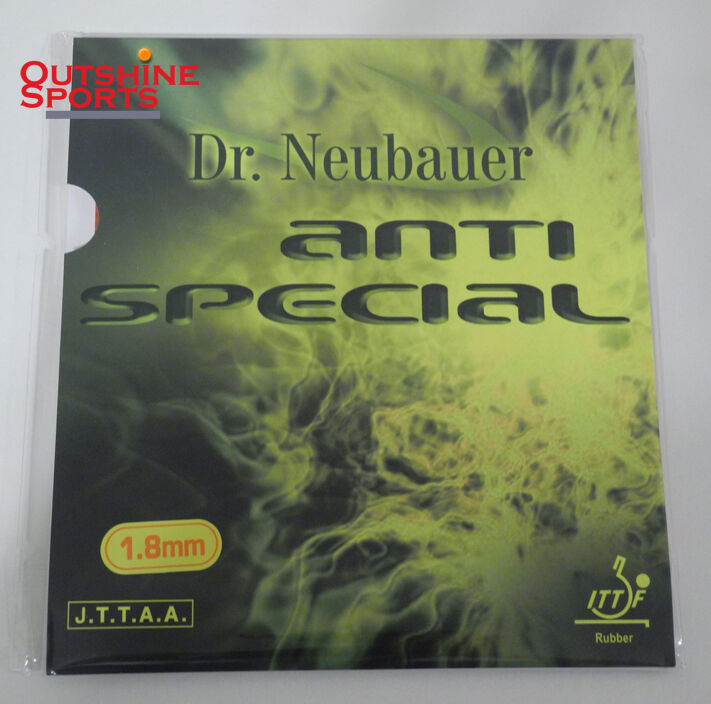 Dr Neubauer ANTI SPECIAL Anti-Topspin Table Tennis Rubber