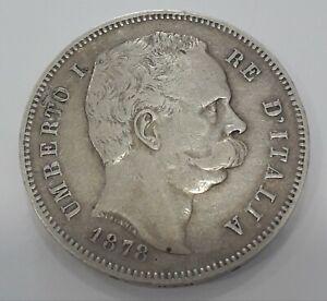 Moneda-de-plata-5-Liras-1878-Italia-RARA