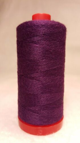 Aurifil Lana Wool Embroidery Thread-12wt-383yd