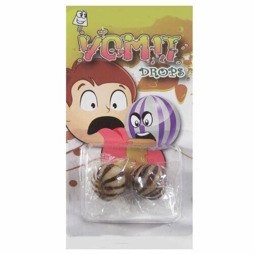 Vomit Drops Prank Candy