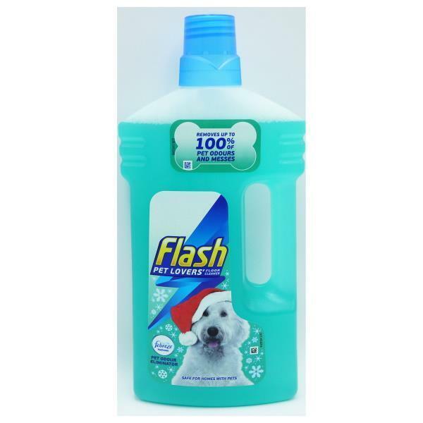 Flash Pet Odour Eliminator Floor