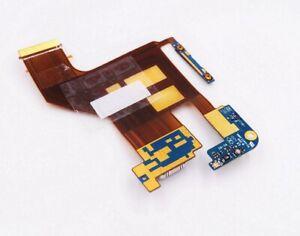 Original htc HD2 Leo (T8585) Main Flex Cable Camera Socket Volume Buttons