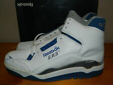 Vintage 1989 Reebok Al Ternator men's size 9.5 ERS basketball shoes defects