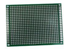 210 Pcs Double Sided Universal Pcb Proto Prototype Perf Board 68 6x8 Cm