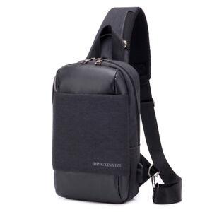 Details About Designer Bags Famous Brand Man Crossbody For Men Chest Pack Messenger Bag