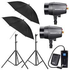 Neewer 360W STUDIO FLASH LIGHT KIT PHOTOGRAPHY  LIGHTING SET