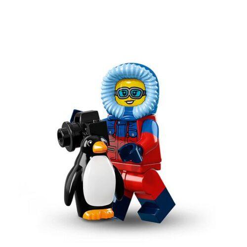 Wildlife Photographer NEW LEGO MINIFIGURES SERIES 16 71013