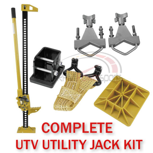 New QuadBoss UTV Hi Lift Jack Kit Honda Pioneer 1000 5Seat UTV