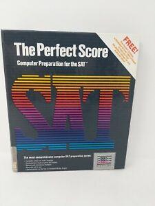 Mindscape-SAT-Prep-Software-for-Apple-IIe-IIc-IIGS-Computer-VTG-80s-5-25-Floppy