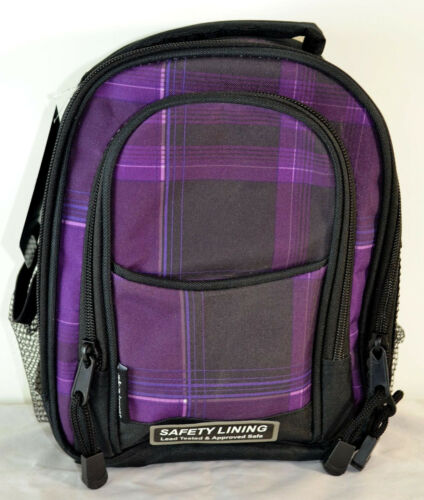 Backpack Style Insulated Lunch Bag