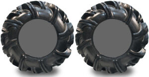 Pair-2-High-Lifter-Outlaw2-28x11-14-ATV-Tire-Set-28x11x14-Outlaw-2-28-11-14