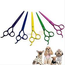 7 inches Professional Premium Sharp Edge Dog Pet Trimmer Grooming Scissors Shear