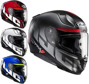 hjc rpha 11 spicho sports motorcycle helmet excellent comfort and ventilation ebay. Black Bedroom Furniture Sets. Home Design Ideas