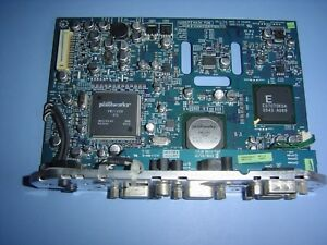 HITACHI-CP-RS56-PROJECTOR-MAINBOARD-TESTED-WORKING-PART-No-VPJ-L706-OK