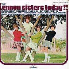 LENNON SISTERS today U.S. MERCURY LP SR-61164_orig 1968
